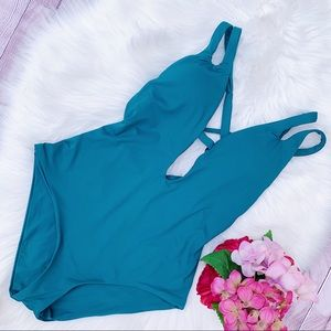BECCA Color Code One Piece Swimsuit M NEW $118